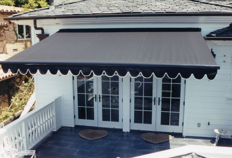 Awning Black Extended Inter Trade Incorporated