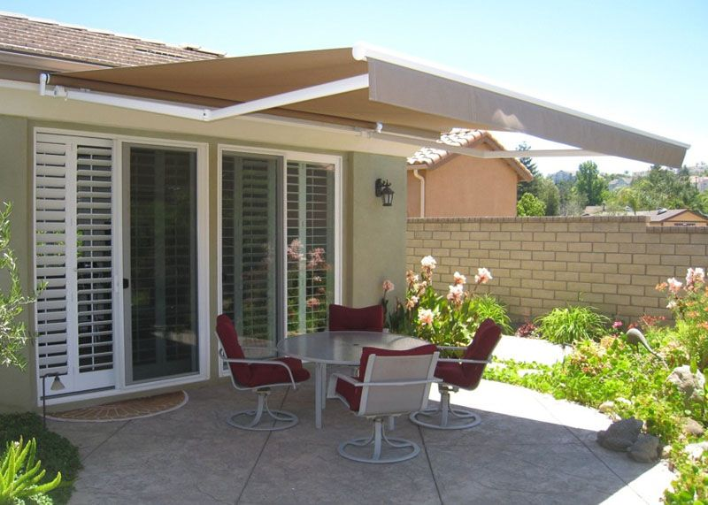Luxury Awning Special Options Features