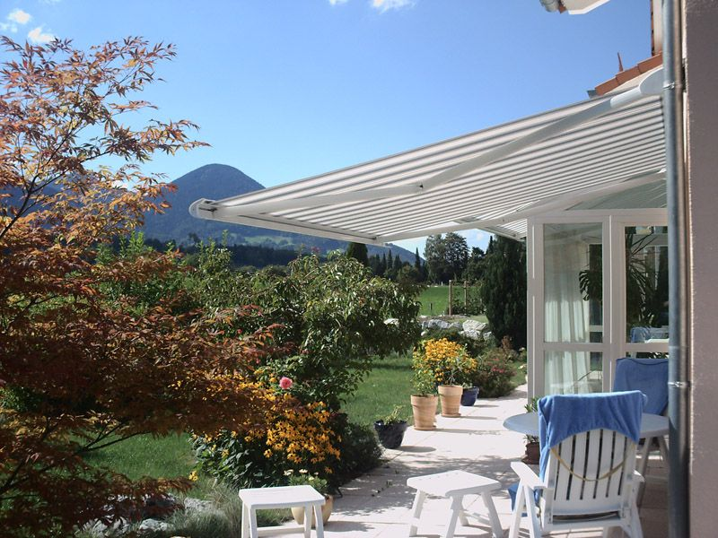 Retractable Awnings & Patio Covers Los Angeles CA